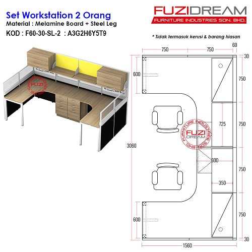 office-workstation-supplier-meja-partition-workstation-pejabat