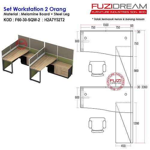 pembekal-meja-pejabat-office-table-supplier-meja-workstation-pejabat-partition-harga
