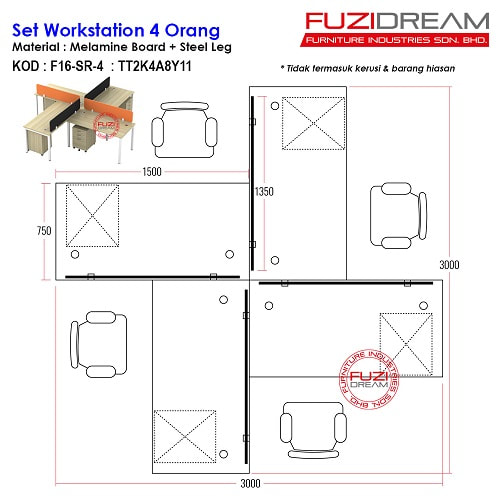 pembekal-workstation-pejabat-partition-office-cubical-meja-supplier