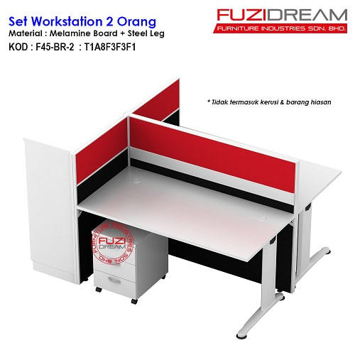 set-workstation-pejabat-partition-pejabat-offie-workstation-murah-harga-price-meja-pejabat