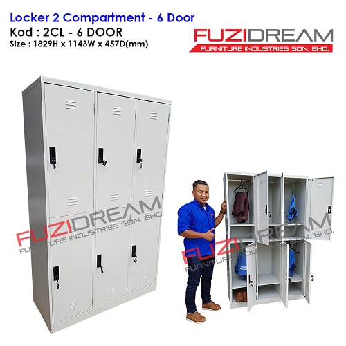 locker asrama